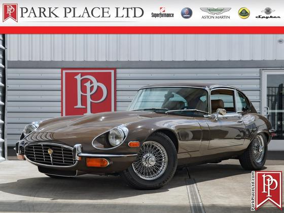 1972 Jaguar E-Type XKE 2+2 Coupe:24 car images available
