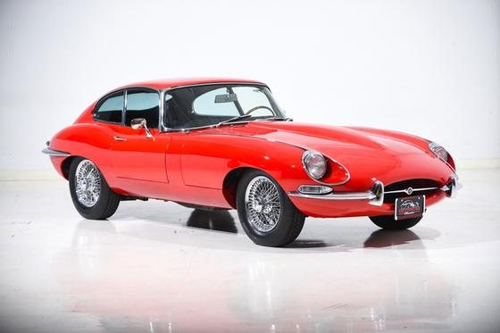 1968 Jaguar E-Type XKE 2+2 Coupe:24 car images available