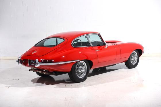 1968 Jaguar E-Type XKE 2+2 Coupe