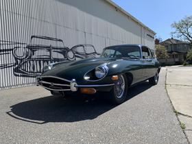 1970 Jaguar E-Type XKE 2+2 Coupe:9 car images available