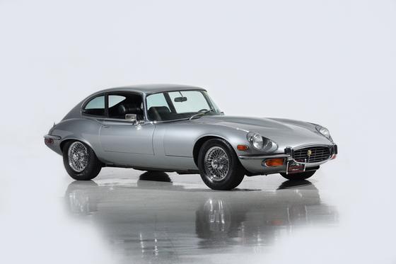 1972 Jaguar E-Type XKE 2+2 Coupe:24 car images available