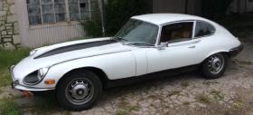 1971 Jaguar E-Type XKE 2+2 Coupe