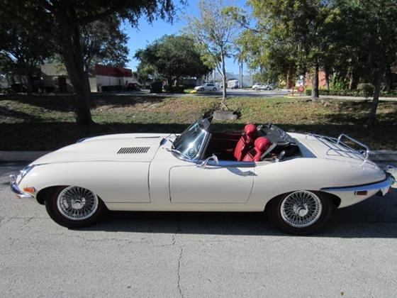 1970 Jaguar E-Type XKE:21 car images available