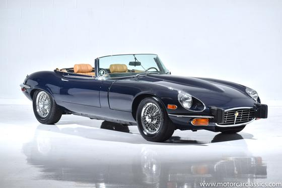 1974 Jaguar E-Type XKE:21 car images available