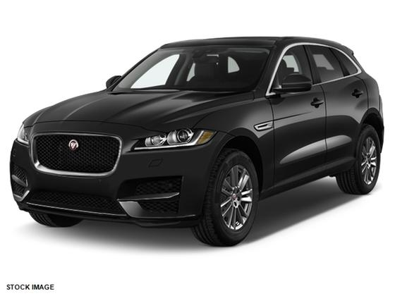 2018 Jaguar F-PACE :2 car images available