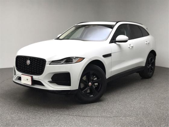2021 Jaguar F-PACE :24 car images available