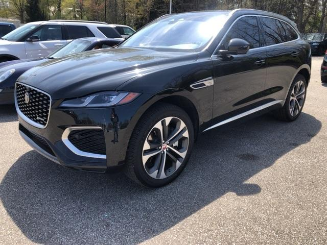2021 Jaguar F-PACE  : Car has generic photo