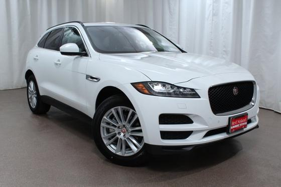 2018 Jaguar F-PACE 20d Prestige:24 car images available