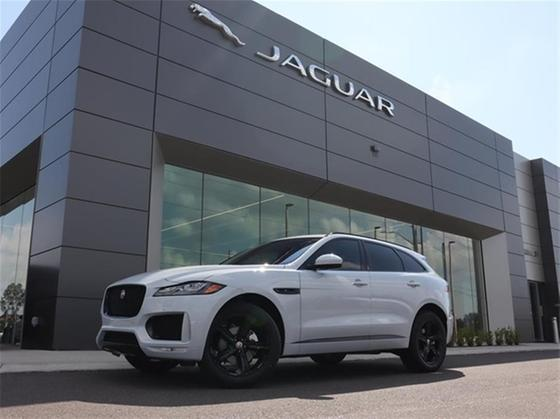 2020 Jaguar F-PACE 25t Checkered Flag:24 car images available