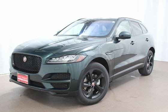 2018 Jaguar F-PACE 25t Prestige:21 car images available