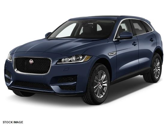 2018 Jaguar F-PACE 25t Prestige:2 car images available
