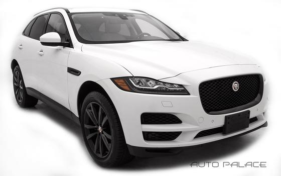 2018 Jaguar F-PACE 25t Prestige:24 car images available