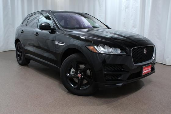 2018 Jaguar F-PACE 30t Premium:24 car images available