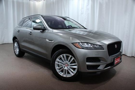 2018 Jaguar F-PACE 30t Prestige:24 car images available