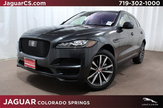 2019 Jaguar F-PACE 30t Prestige:24 car images available