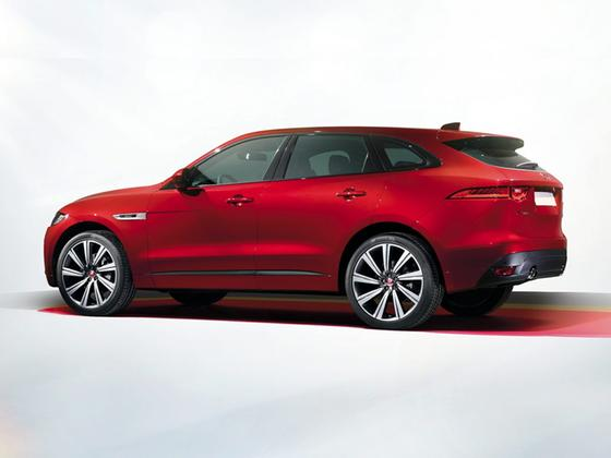 2018 Jaguar F-PACE 30t R-Sport : Car has generic photo