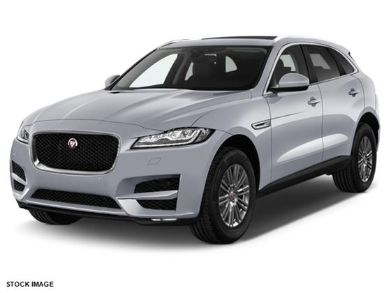 2018 Jaguar F-PACE 35t Portfolio:2 car images available