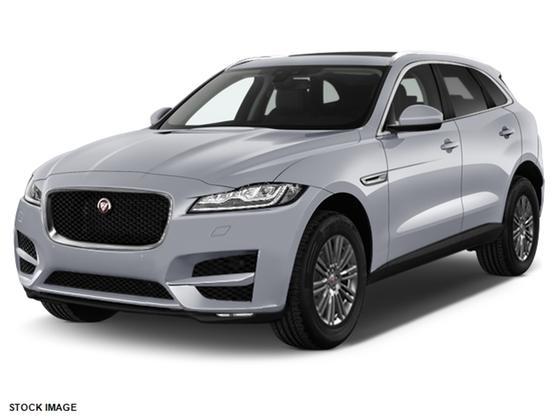 2018 Jaguar F-PACE 35t Portfolio:2 car images available