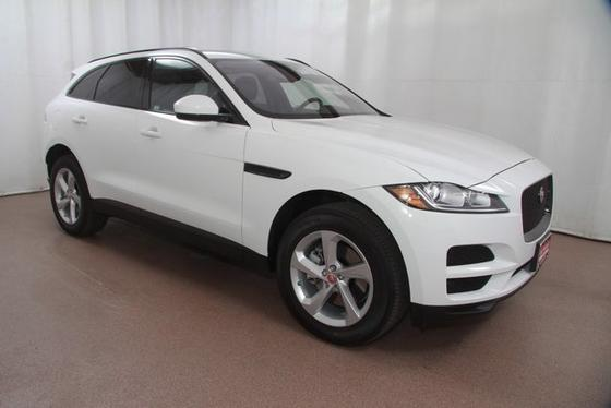 2017 Jaguar F-PACE 35t Premium:24 car images available