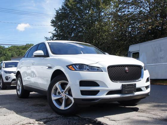 2017 Jaguar F-PACE 35t Premium:20 car images available