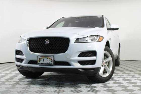 2018 Jaguar F-PACE 35t Premium:14 car images available
