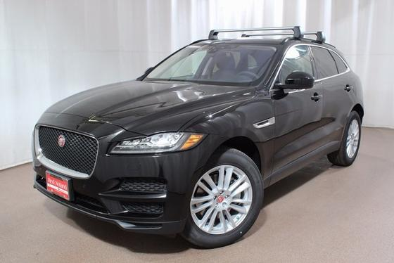 2017 Jaguar F-PACE 35t Prestige:22 car images available