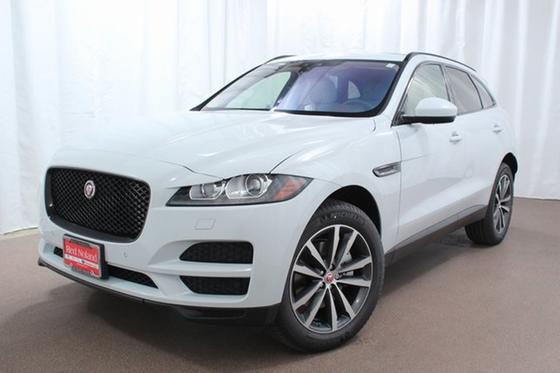 2018 Jaguar F-PACE 35t Prestige:21 car images available