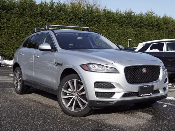 2017 Jaguar F-PACE 35t Prestige:24 car images available