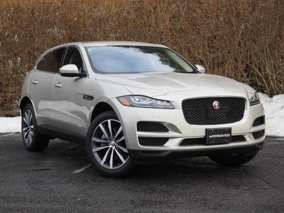 2017 Jaguar F-PACE 35t Prestige:21 car images available