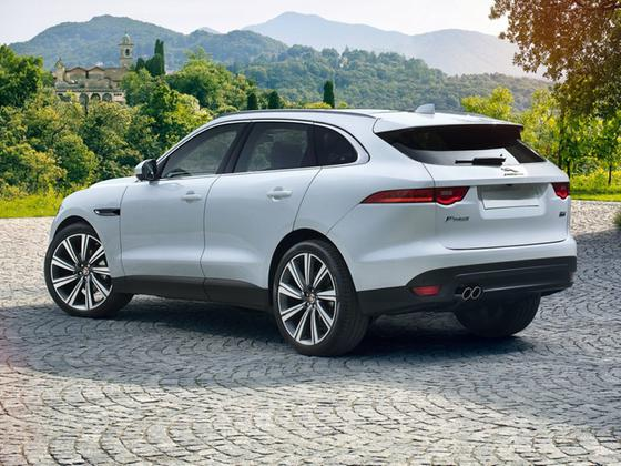 2017 Jaguar F-PACE 35t Prestige : Car has generic photo