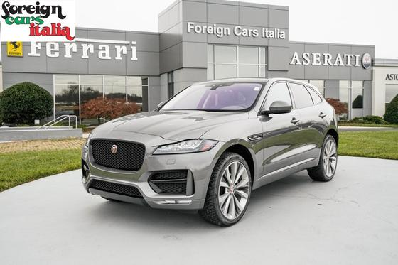 2017 Jaguar F-PACE 35t R-Sport:24 car images available