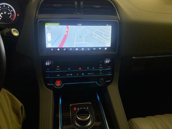 2018 Jaguar F-PACE 35t