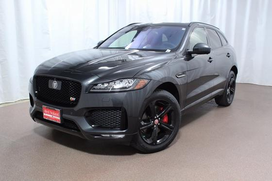 2018 Jaguar F-PACE S:21 car images available