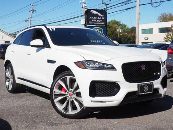 2017 Jaguar F-PACE S:20 car images available