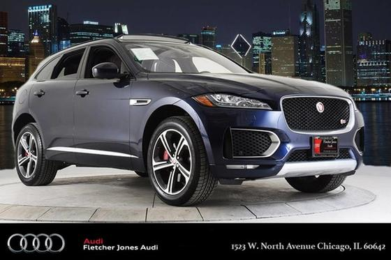 2017 Jaguar F-PACE S:24 car images available
