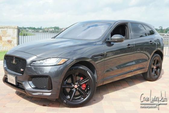 2018 Jaguar F-PACE S:24 car images available