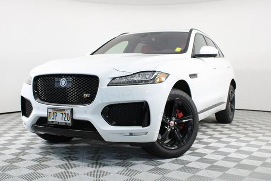 2018 Jaguar F-PACE S:14 car images available