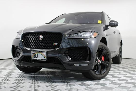 2017 Jaguar F-PACE S:16 car images available