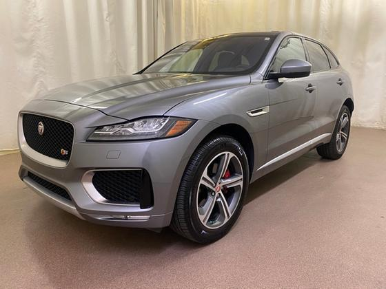 2020 Jaguar F-PACE S:17 car images available