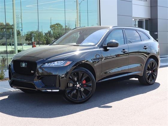 2020 Jaguar F-PACE S:24 car images available