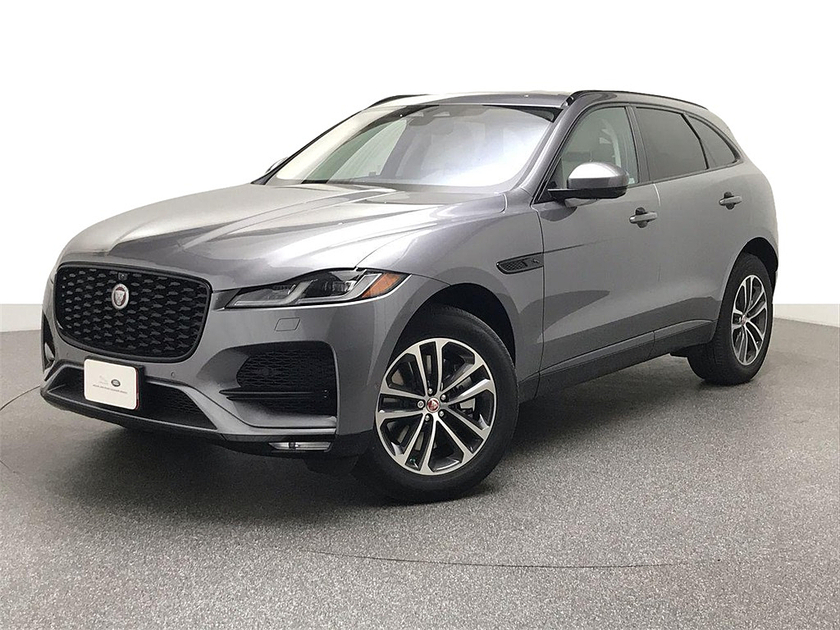 2021 Jaguar F-PACE S:24 car images available