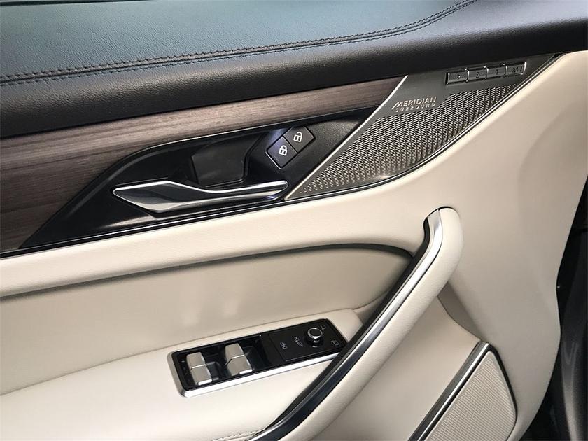 2021 Jaguar F-PACE S