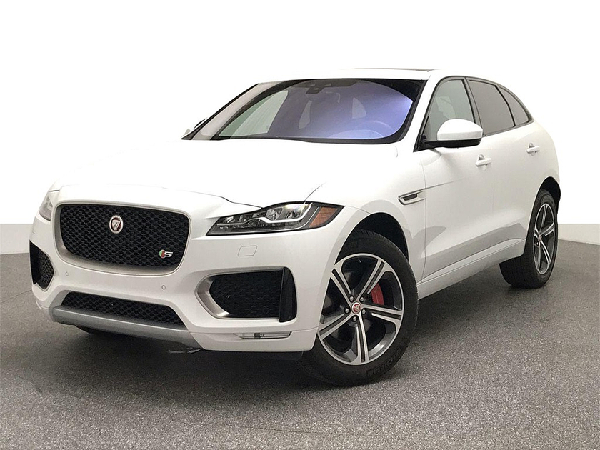 2020 Jaguar F-PACE S:24 car images available