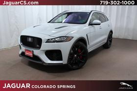 2019 Jaguar F-PACE SVR:24 car images available