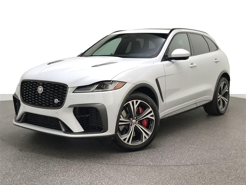 2021 Jaguar F-PACE SVR:24 car images available