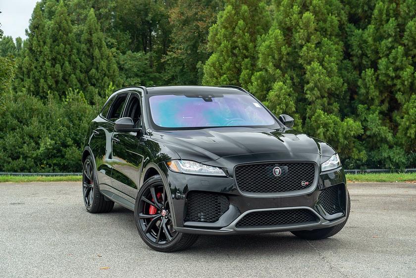 2020 Jaguar F-PACE SVR:24 car images available