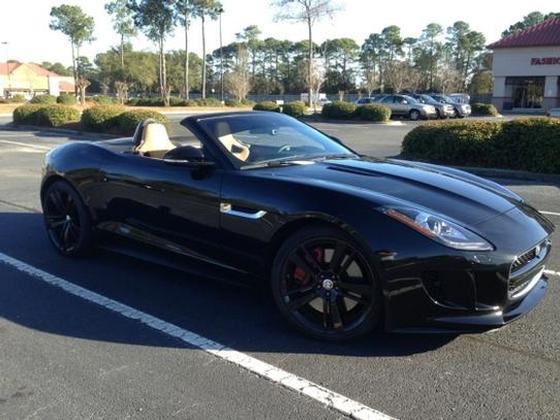 2014 Jaguar F-Type :2 car images available