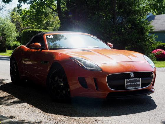 2014 Jaguar F-Type :20 car images available