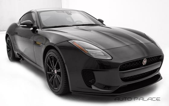 2018 Jaguar F-Type :24 car images available