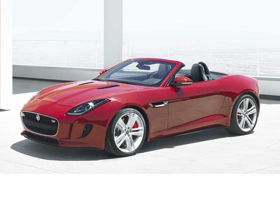 2015 Jaguar F-Type :2 car images available
